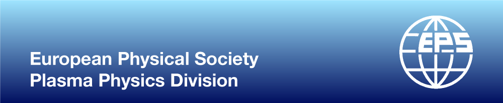 European Physical Society – Plasma Physics Division